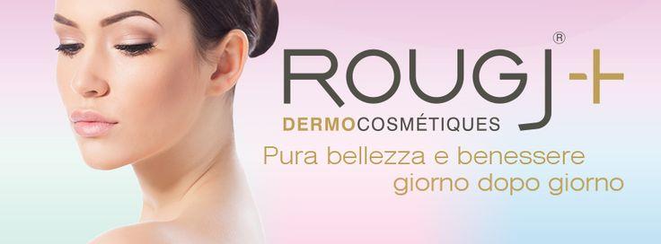 Rougj Dermocosmétique   SkinCare Pura bellezza e benessere giorno dopo giorno