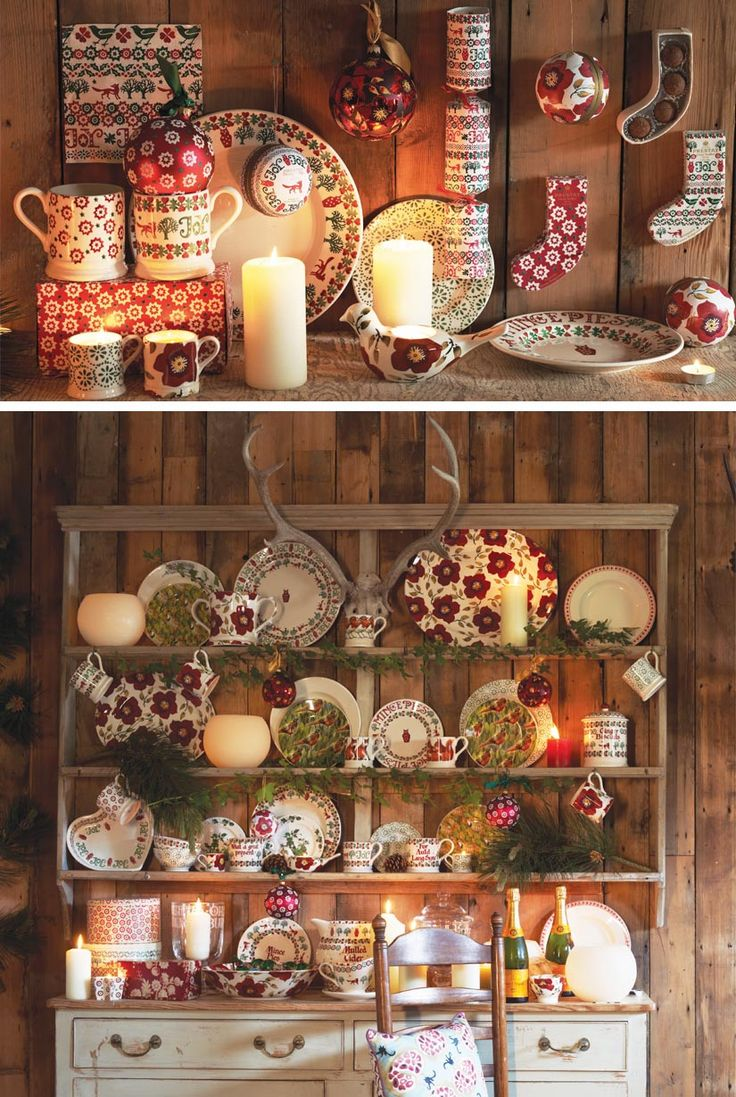 Christmas at Emma Bridgewater