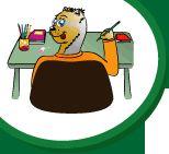 panier d'exercices créé par l'enseignant qui choisit sur le site. A la maison, l'enfant peut se connecter et réviser grâce à ces activités bien ciblées