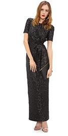 Delphine Long Sequin Dress. Whistles.