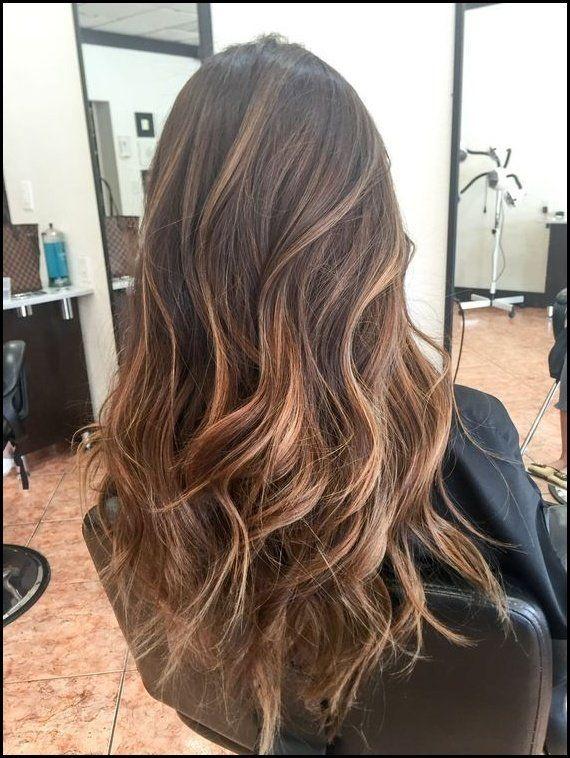 Beste Balayage Braun Haar Farbe Ideen Balayage Braunes Haar