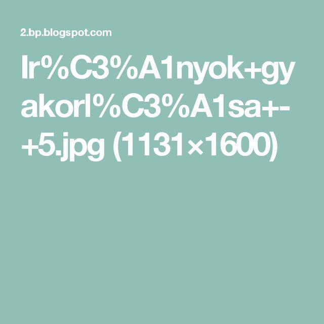 Ir%C3%A1nyok+gyakorl%C3%A1sa+-+5.jpg (1131×1600)