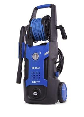 Kobalt 5100003 1 700 Psi 1 2 Gpm Electric Pressure Washer