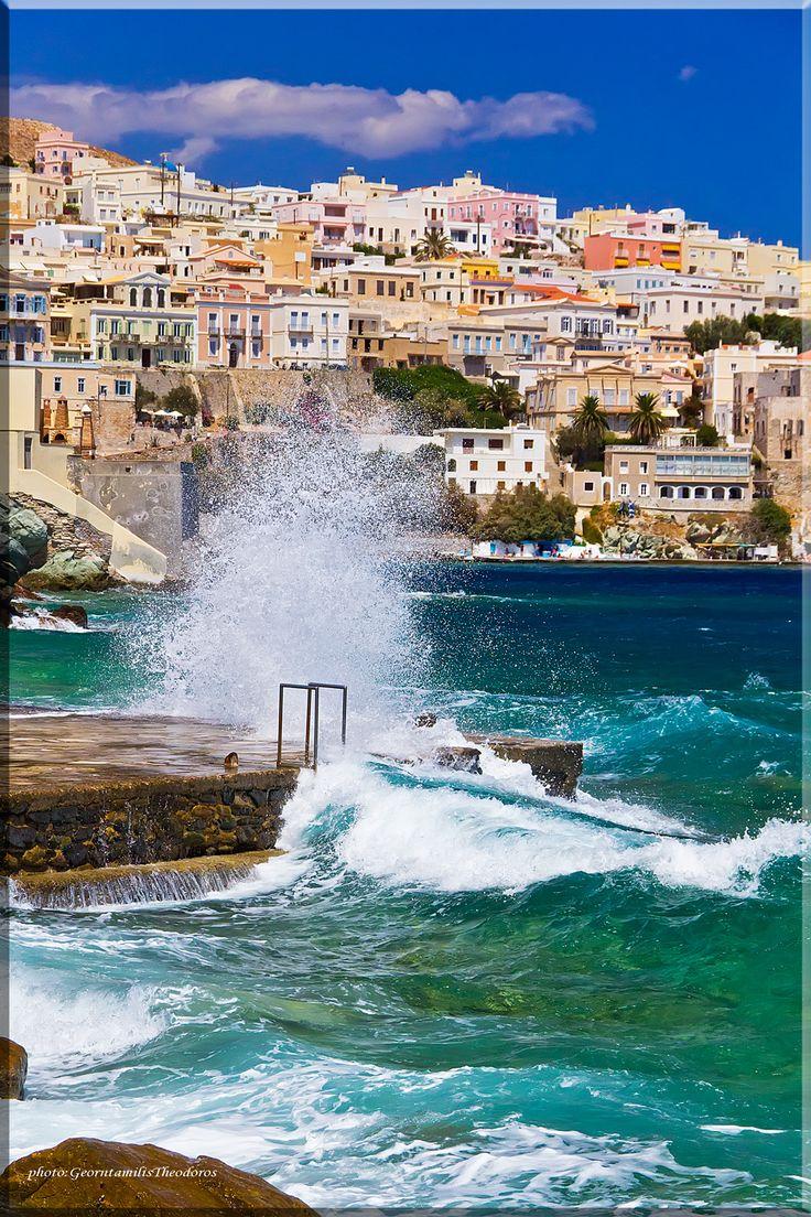 Cyclades / Syros