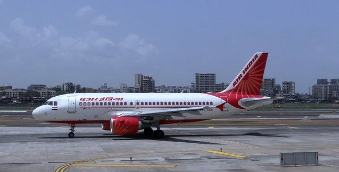 Air India OFFERING Tickets Only At RS 100