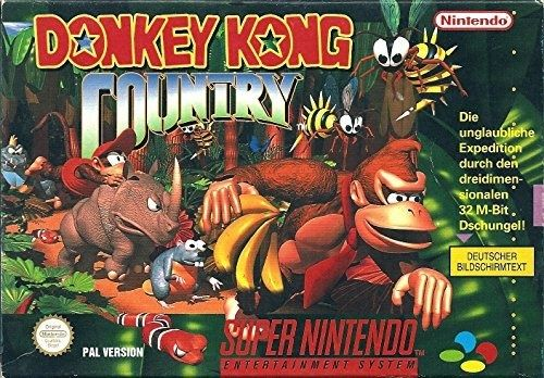 awesome Donkey Kong Country - For Sale Check more at http://shipperscentral.com/wp/product/donkey-kong-country-for-sale/