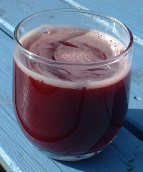 Beet Juice Will Make You Faster and Stronger. Here's How to Drink It Without Plugging Your Nose  Thanks @Mimi Bridges I need the Iron!!