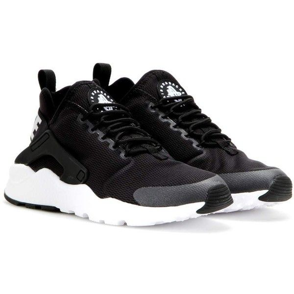 Nike Nike Air Huarache Run Ultra Sneakers ($155) ❤ liked on Polyvore  featuring shoes