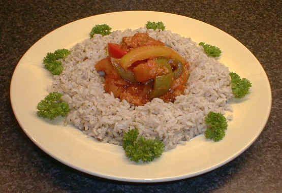 Recepten, Antilliaanse Stoofpot met rijst, Vegetarisch