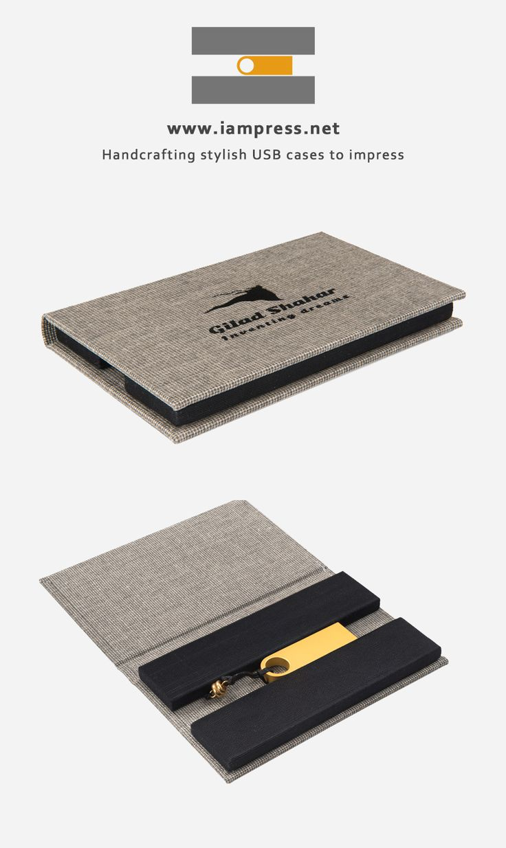 Branded USB case by: www.iampress.net                              …