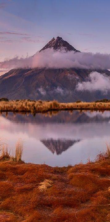 Pouakai Tarns, Egmont National Park, NZ