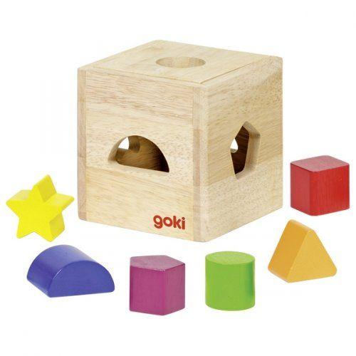 Κύβος ταξινόμησης σχημάτων/ Sort box