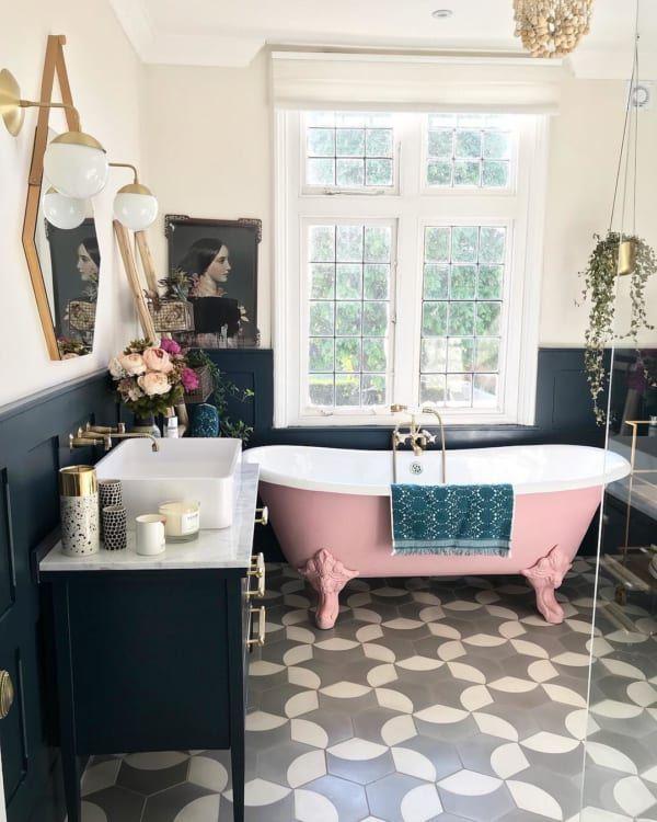 海外のバスルームを覗いてみよう 個性あふれるハイセンスな お風呂場 特集 夢のバスルーム インテリアアイデア バスルームのインテリア