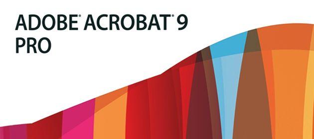 adobe acrobat 9 pro patch crack