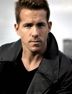 Ryan Reynolds.  I didn't think he was cute until I saw The Proposal.  His personality is rockin'.
