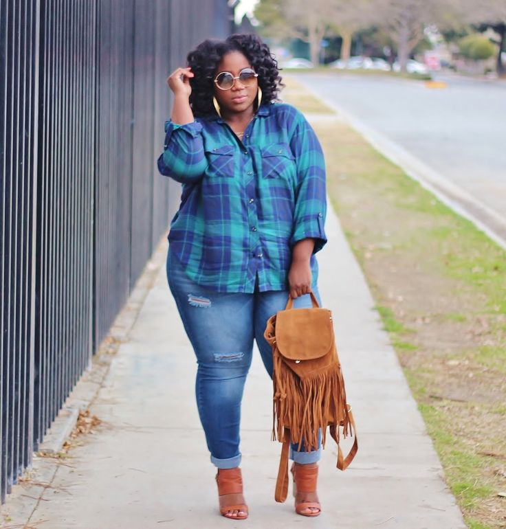 Easy Peasy | Lace n Leopard | plaid | flannel | fashion blogger | fringe bag | fashionista | style OOTD