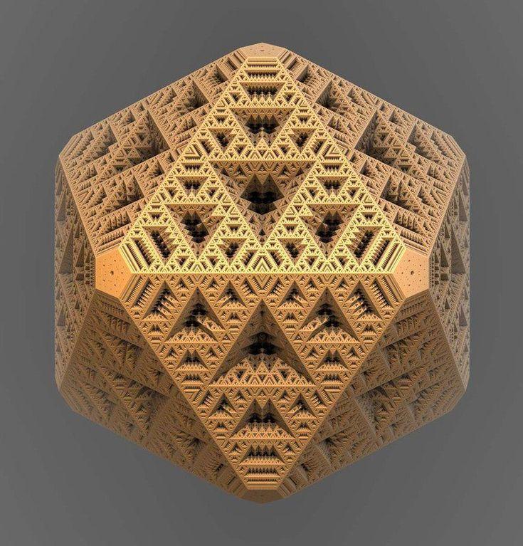sacred geometry, metatrons cube, gold / Sacred Geometry <3