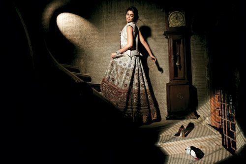 Deepika Padukone in hot skirts