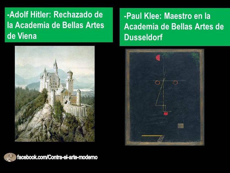 """Academia de """"bellas artes"""""""