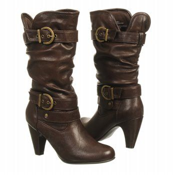 Women's White Mountain Good Day Brown FamousFootwear.com