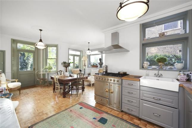 5 bed end terrace house for sale in Keslake Road, London
