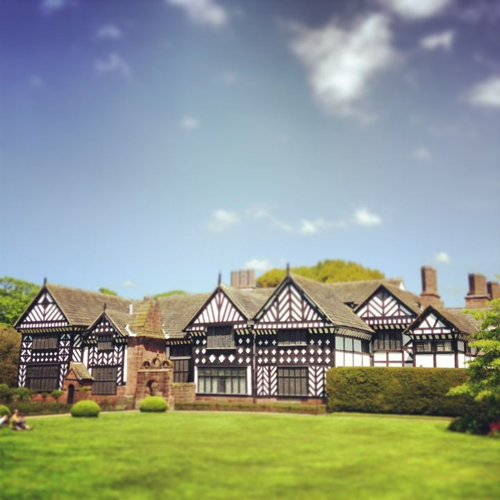 Speke Hall, Garden and Estate in Liverpool