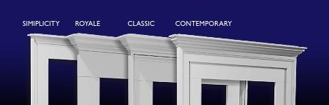 Exterior Window Trim - Exterior Door Trim | Royal Building Products