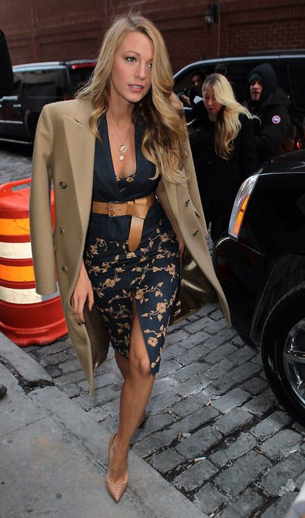 Perfect style | Blake Lively style | Pinterest