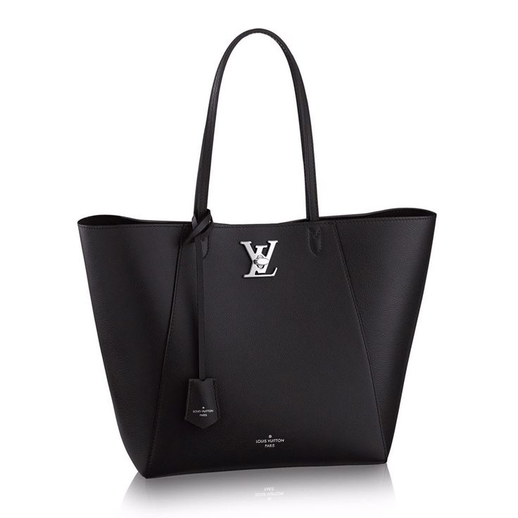 The Louis Vuitton Lockme Cabas is a Luxurious Everyday Tote