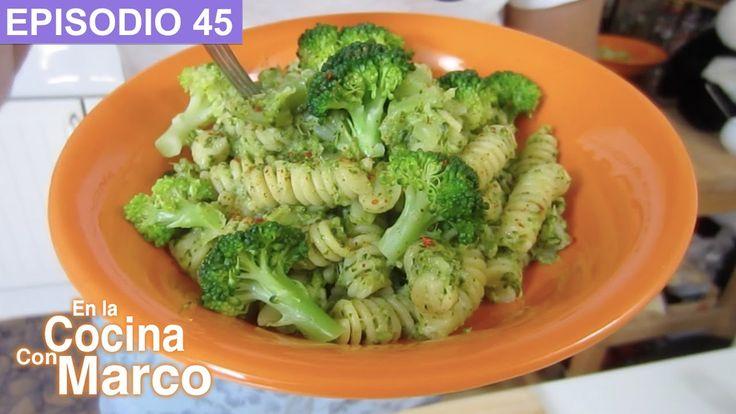 26 best recetas de enlacocinaconmarco images on pinterest italian pasta con brocoli receta autentica italiana explicada paso a paso pasta forumfinder Gallery