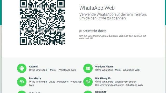 Whatsapp Ohne Handy Nutzen So Geht S In 2020 Handy Computer Mac Os
