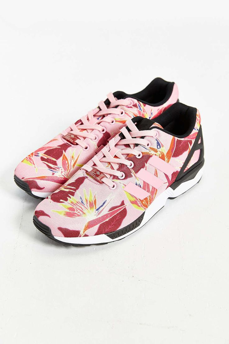 always been a fan of the innovation of Adidas but this right here is pure ecstasy  adidas Originals ZX Flux Floral Print Sneaker