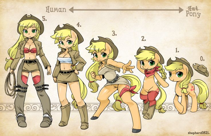 Types- Applejack by shepherd0821.deviantart.com on @deviantART