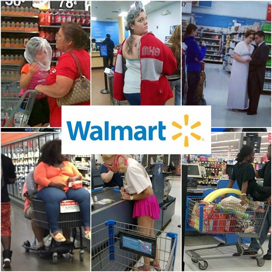 35 People Of Walmart You Hope To Never Run Into