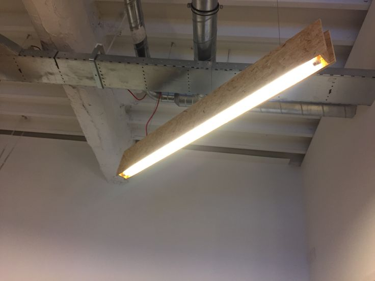 OSB TL lamp