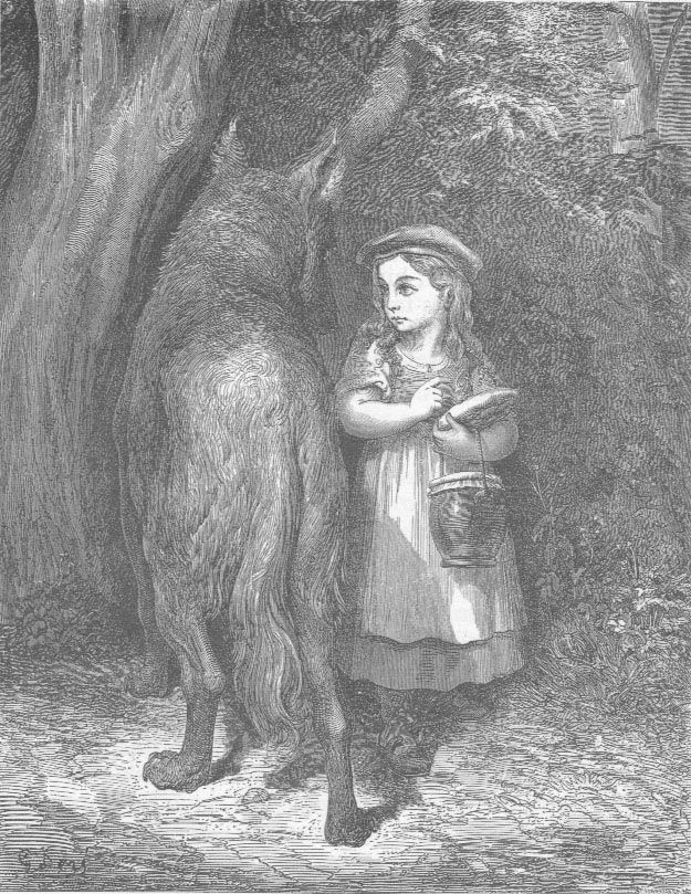 Gustave Doré y los cuentos de hadas - Imaginaria No. 57 - 8 de agosto de 2001