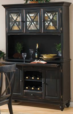 9 best Dining room hutches images on Pinterest | Dining hutch ...