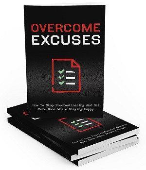 Overcome Excuses