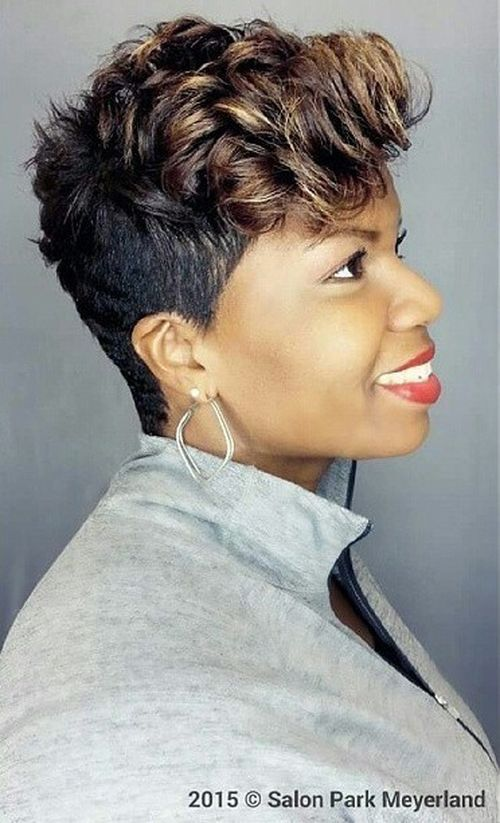 50 Most Captivating African American Short Hairstyles - 50 Hairstyles