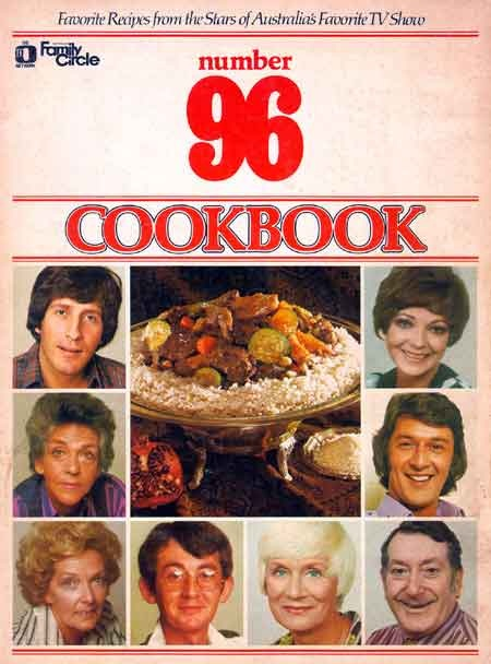 number 96 cookbook