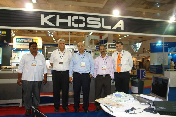 You are the reason of OUR success!!   Khosla Packaging Machines