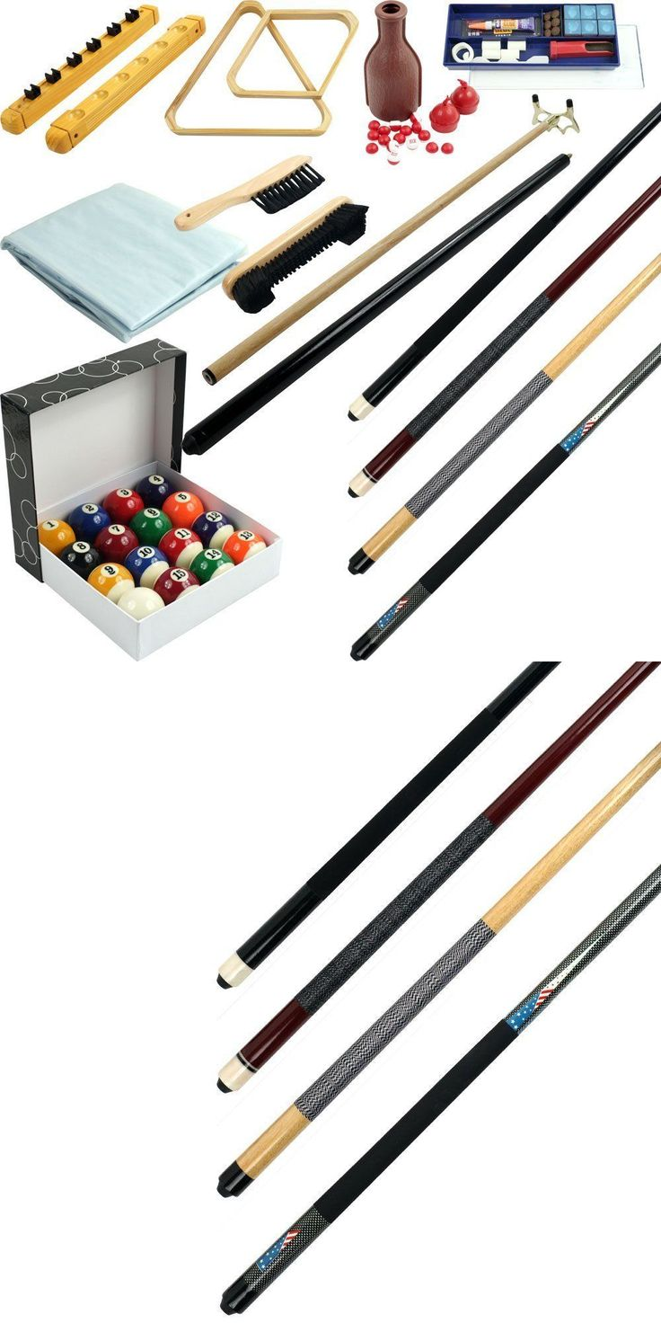 Pool table legs accessories for sale - Other Billiards Accs And D Cor 21210 Pool Table Accessories Billiards Equipment Cue Stick Brush