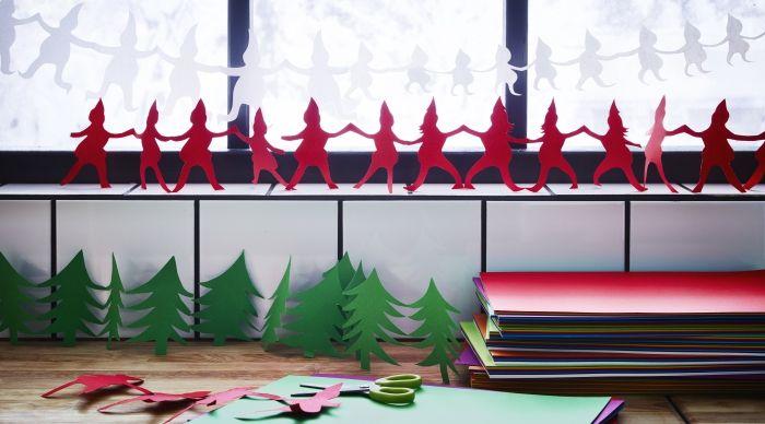 Τα χειροποίητα στολίδια δίνουν μια προσωπική πινελιά στη χριστουγεννιάτικη διακόσμηση του σπιτιού. Επιπλέον, τα παιδιά λατρεύουν όλη τη διαδικασία… Ναι στις χειροτεχνίες, λοιπόν!