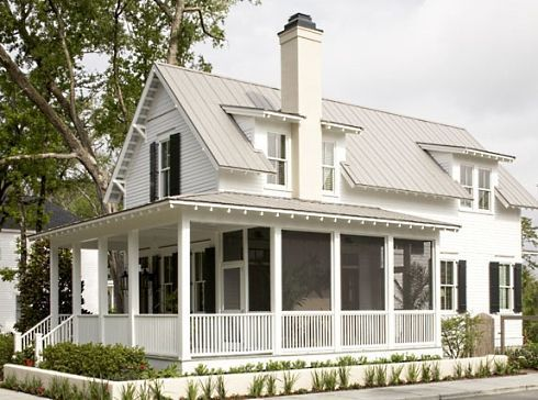 25 best ideas about southern cottage on pinterest for Southern homes with porches