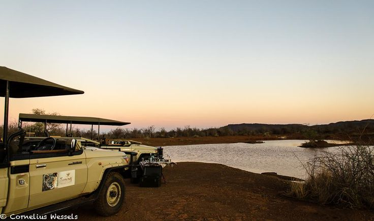 Game Drive in absolute luxury Photo Credit: Cornelius Wessels