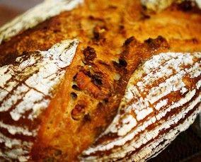 ライ麦パンが焼けるまで|レシピブログ