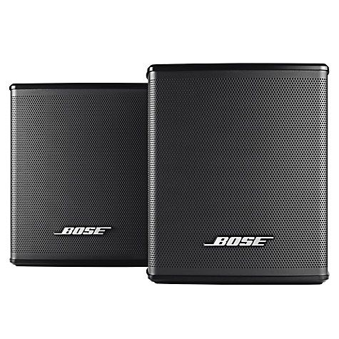Buy Bose® Virtually Invisible® 300 Wireless Surround Speakers Online at johnlewis.com