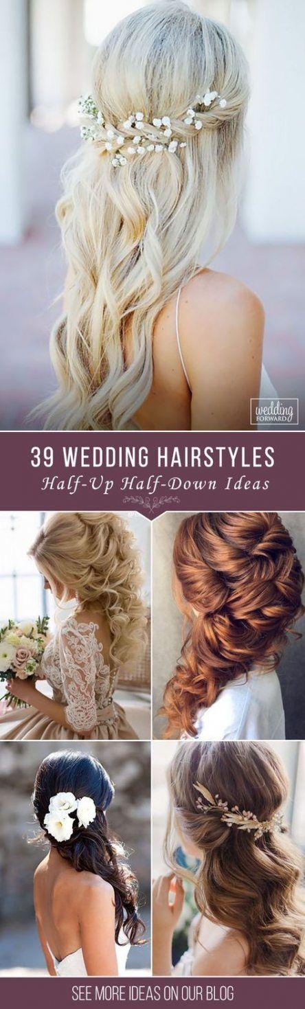 New Vintage Hochzeitsfrisuren Half Up Prom 70 Ideen