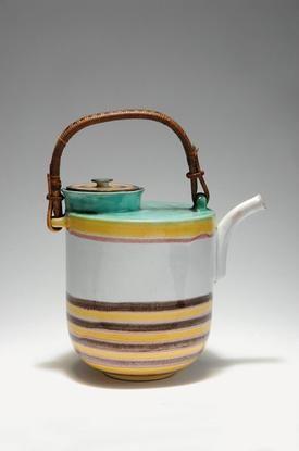 Theodor Bogler. Teapot