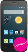 ALCATEL PIXI3 4'' BLANCO